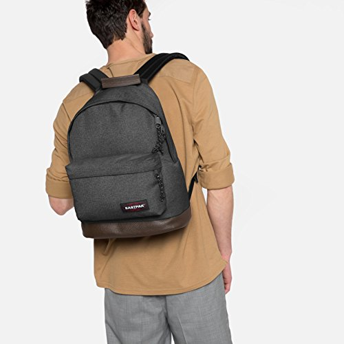 Eastpak Wyoming Rucksack, 40 cm, 24 L, Grau (Black Denim) - 3