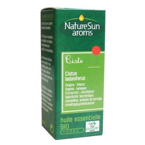 NatureSun aroms Zistrose Ätherisches Öl 5 ml