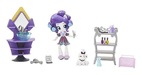 My Little Pony Equestrian Girls Minis Rarity Pyjamaparty Beauty-Spielset
