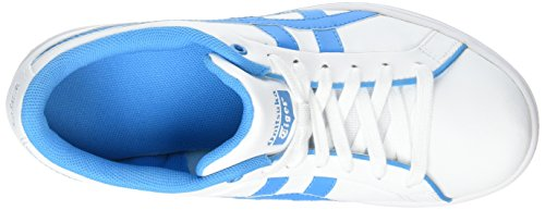 ASICS Unisex-Kinder Larally Gs Sneakers Weiß (white 0141)