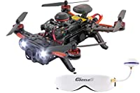 XciteRC 15003750 – Racing Runner 250 Advance Quadcopter Drone RTF with Full HD FPV Camera by XciteRC