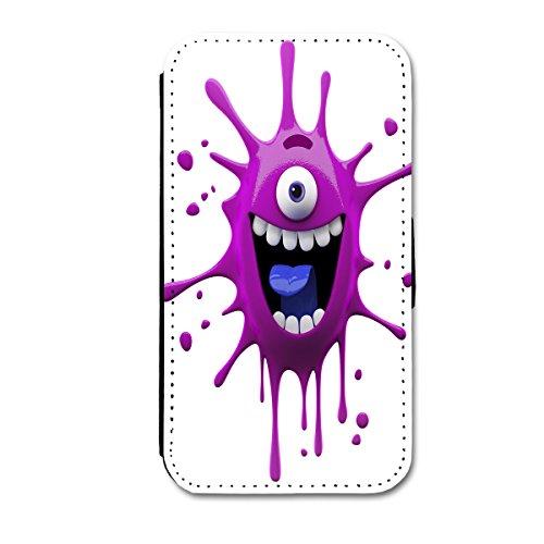 Book Style Flip Handy Tasche Case Schutz Hülle Foto Schale Motiv Etui für Apple iPhone 5C - A51 Design8 Design 9