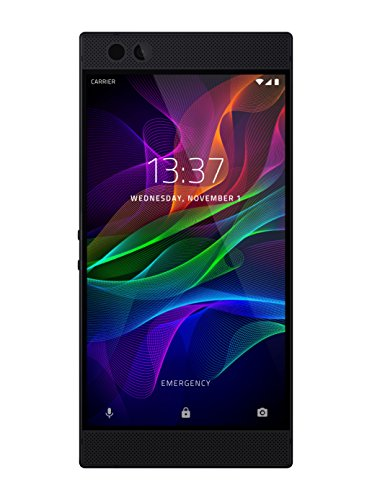 Razer Gaming Phone (64GB Memory, 8GB RAM, Black)
