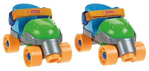 Fisher-Price - 1-2-3 - Patines de 4 ruedas para niños [Importado de...
