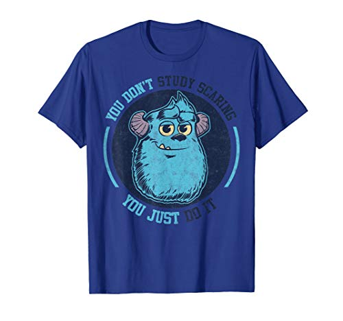 Monsters University Sulley Hoodie - Disney Pixar Monsters University Just Do
