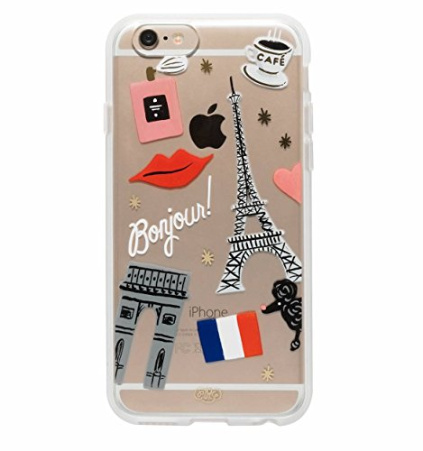 Gewehr Papier CO I Love Paris Handy