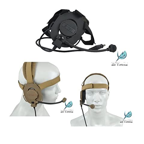 Z Tactical Z029 Bowman Style Headset Evo Iii Airsoft Various Colours