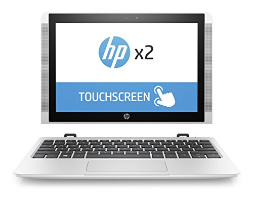 Hp-laptop-y-tablet (HP x2 10-p003ng (Z6K87EA) 25,7 cm (10,1 Zoll / WXGA IPS eDP) Convertible Laptop (2in1 Notebook und Tablet, Atom X5-Z8350, 128 GB eMMC, 4 GB RAM, Intel HD Graphics, Windows 10 Home) weiß)