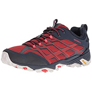 4178TyBwoeL. SS300  - Merrell Men's Moab FST Low Rise Hiking Boots