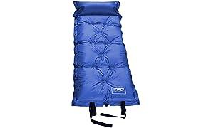 TFO Selbstaufblasbare Luftmatratz & Isomatte mit Kopfkissen Wasserdicht Matratze & Sleeping Pad für Zelt, Camping, Outdoor, Reise