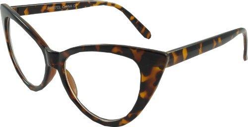 cats-eye-retro-geek-style-glasses-clear-lenses-tortoiseshell