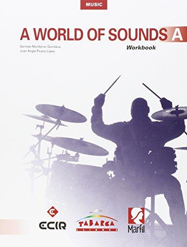 A World Of Sounds A Workbook - 9788480253970 por Germán Monferrer Quintana