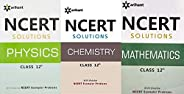 COMBO PACK OF ARIHANT CBSE NCERT Solutions Physics, CHEMISTRY AND MATHEMATICS CLASS 12 for 2018 - 19