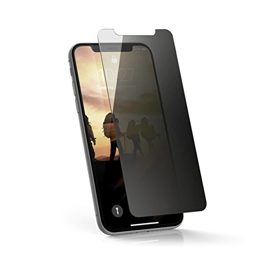 Urban Armor Gear Privacy Tint Screen Protector for iPhone X