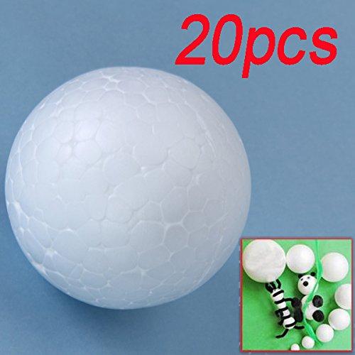 20-x-6cm-blanco-modelado-artesanal-bola-de-espuma-de-poliestireno-esfera