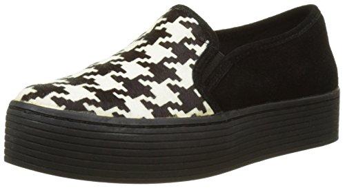 Sixtyseven Plataforma, Sneaker donna nero nero/bianco EU 37