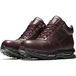 release date: bd461 c35fb NIKE Mens Air Max Goadome ACG Boots Deep Burgundy Black 865031-601 Size 9  ...