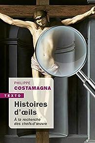 Histoire d'oeils  par Philippe Costamagna