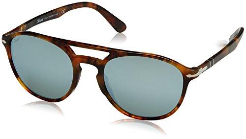 Persol Herren 0Po3170S 901630 52 Sonnenbrille, Braun (Caffe/Green),