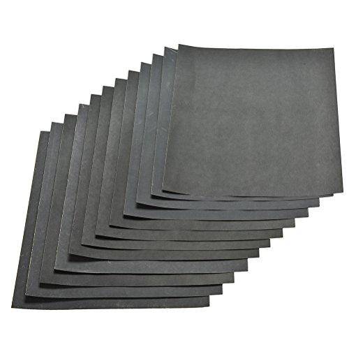 Schleifpapier-Set 6 x Körnung 30, 7 x Körnung 80, 7 x Körnung 150