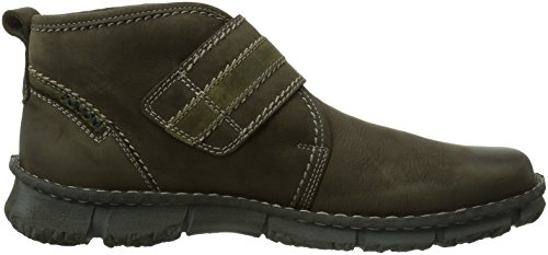 Josef Seibel Willow 13 Men Short Boots Brown (667 Vulcano / Kombi)