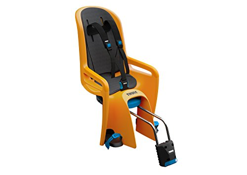 Thule Ridealong Fahrrad Kindersitz, orange One Size