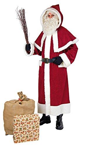 Klassisches Nikolaus Kostüm