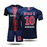 ZB Paris Saint-Germain Neymar JR # 10psg 2018 2019 Heim & Auswärts Maillots Et...