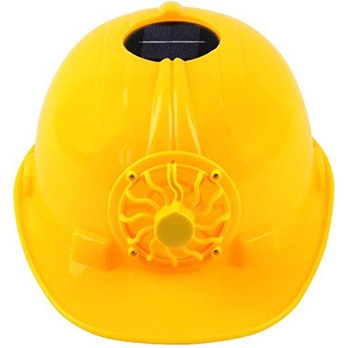 (STEAM PANDA Helm Hut Bauarbeiter Helm Sonnenschutz Hut Konstruktion Schutzhelm Sonnenschirm Kappe Helm)