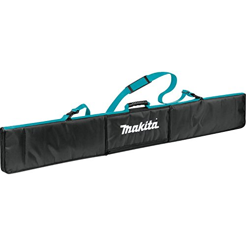 Makita B-57613 Sac pour rail de guidage 2 x rails de 1,4 m + pinces + scie plongeante SP6000
