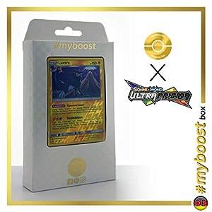 Luxray 48/156 Holo Reverse - #myboost X Sonne & Mond 5 Ultra-Prisma - Box de 10 Cartas Pokémon Aleman