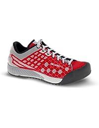 Boreal Salsa - Zapatos deportivos para hombre, color rojo, talla 8.5