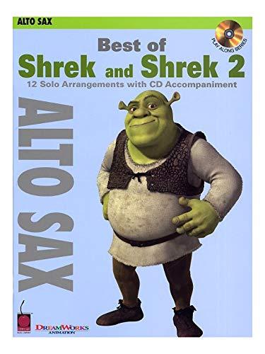 Best Of Shrek And Shrek 2 - Instrumental Solos (Alto Saxophone). Für Alt-Saxophon