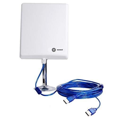 Antena WiFi Wonect N4000 USB Largo Alcance Cable Exterior