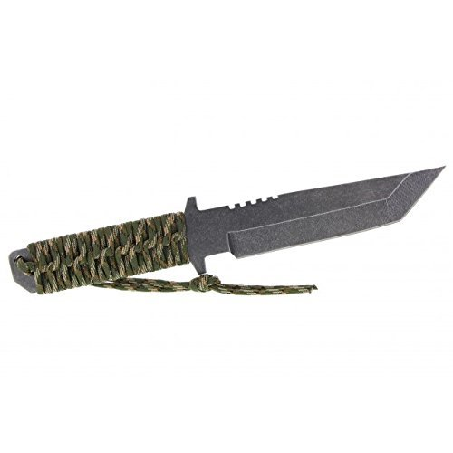 Nick and Ben Jagdmesser Outdoormesser MP9 V-Kong I Survival Messer große Klinge