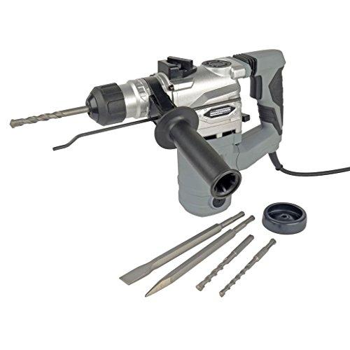 Brüder Mannesmann Werkzeuge Bohr- und Meisselhammer mit SDS Aufnahme 1.500 W, 1 Stück, M12597