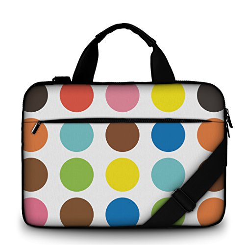 silent-monsters-laptop-bag-case-156-inch-made-of-canvas-with-pocket-for-accessories-design-color-poi
