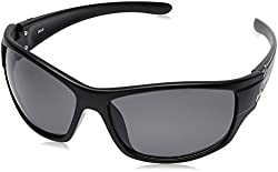 Fastrack Polarized Sport Mens Sunglasses - (P382BK2P|68|Black Color)
