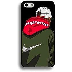 Iphone 6/Iphone 6S Coque Supreme,Supreme Logo Coque Housse,Coque Supreme,Coque Iphone 6/Iphone 6S