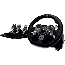 Logitech - Driving Force Volante De Carreras G920 (Xbox One, PC)