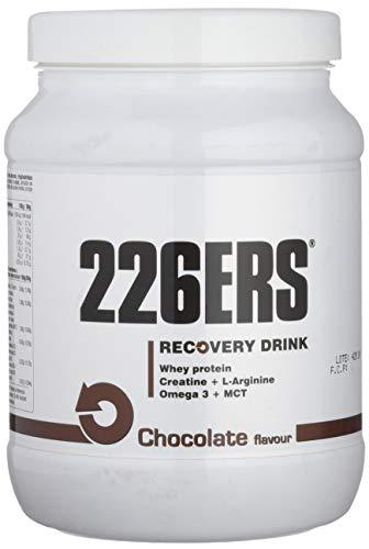 226ERS Recovery Drink, Recuperador a base de Proteína, Creatina,