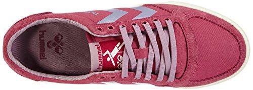 Hummel - Hummel Sl Stadil Pastels Lo, Sneaker basse Donna Rosa (Pink (Malaga 4492))