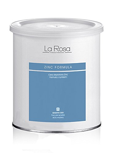 La Rosa Cire en Pot Zinc Formula 800 ml