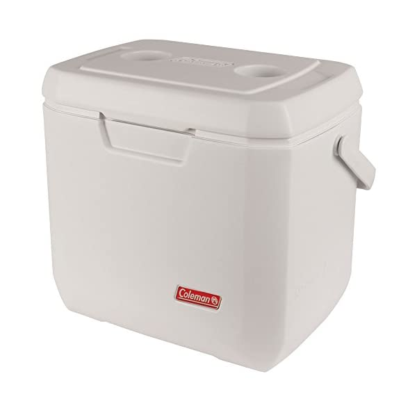 Coleman Xtreme Marine 28QT Cooler Box - White, Small 1