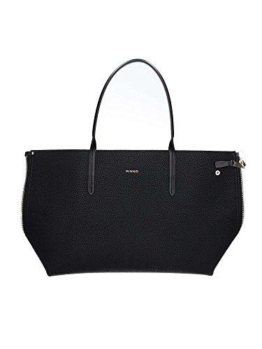 pinko-siero-componibile-1-di-2-parti-nero-borsa-e-clutch-donna-nero-uni
