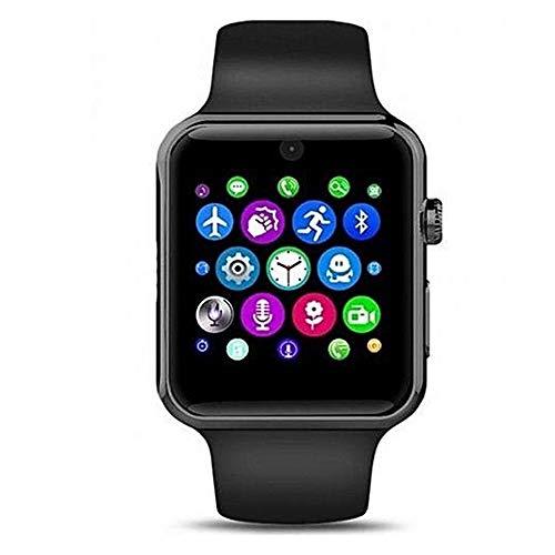 ADTECK LG X Power Watch Connected, Smartwatch SIM/TF (Micro SD), Trasmettitore Bluetooth, Fotocamera e Touch Smart, Fitness e Impermeabile Compatibile con Il Tuo LG X Power