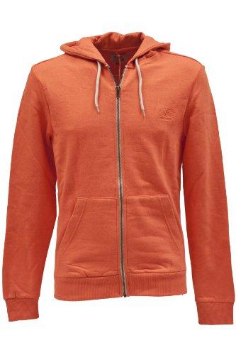 Blend of America Sweat-Jacke/Hoodie Orange
