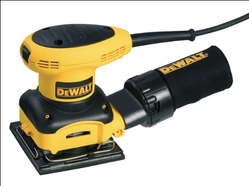 DEWALT D26441-LX 110V 42461 SHEET PALM SANDER 230 WATT
