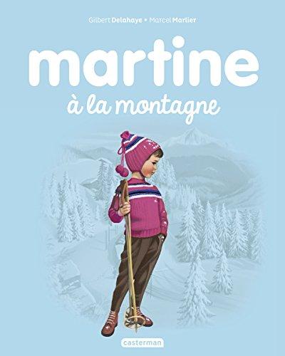 Martine, Tome 8 : Martine à la montagne par