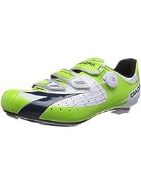 Diadora Vortex- Comp, Unisex Adults' Cycling Shoes - Racing Bicycle